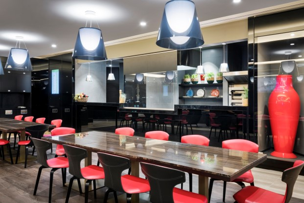 Salas VIPS de Alitaia por Studio Marco Piva 7