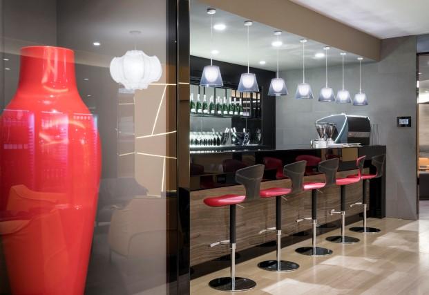 Salas VIPS de Alitaia por Studio Marco Piva 8
