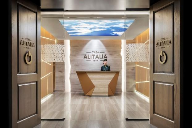 Salas VIPS de Alitaia por Studio Marco Piva 9