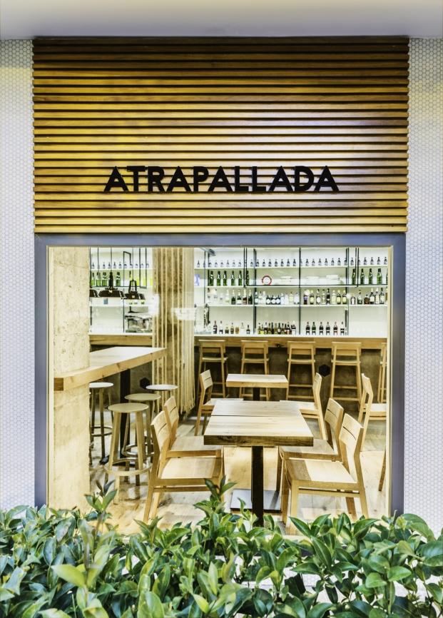 atrapallada restaurante marisqueria en madrid diseno zooco arquitectos diariodesign