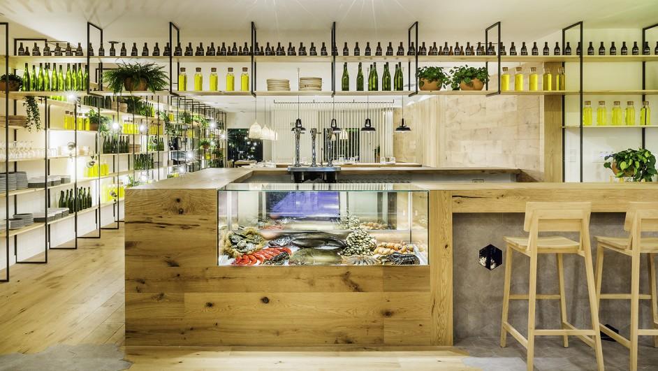 atrapallada restaurante madrid zooco arquitectos diariodesign