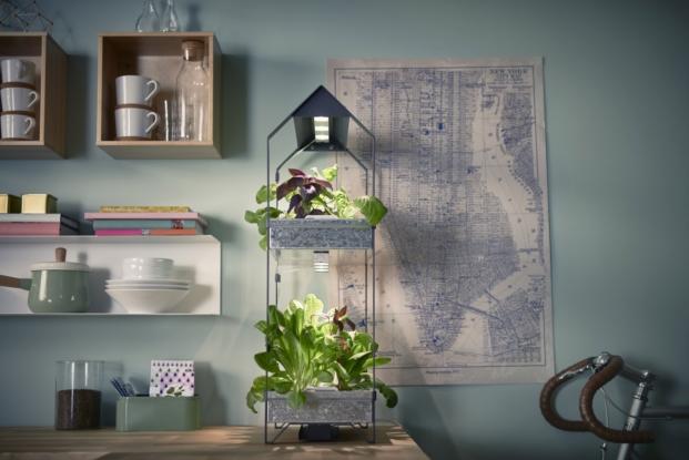 ikea coleccion indoor gardening huerto ecológico