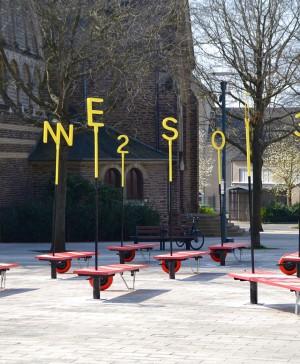 enorme studio arquitectura mobiliario urbano experimental en diariodesing