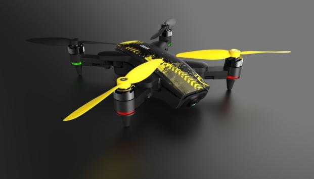 dron seleccionado red dot awards tiger