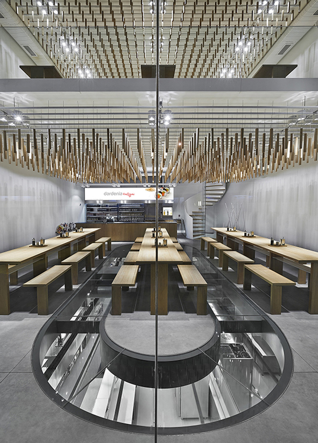 restaurantes top Dardenia Kemerburgaz en turquia diariodesign