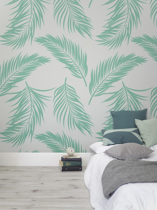 10 tropical murals wallpaper