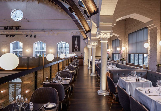 The German Gymnasium Conran & Partners restaurantes top diariodesign