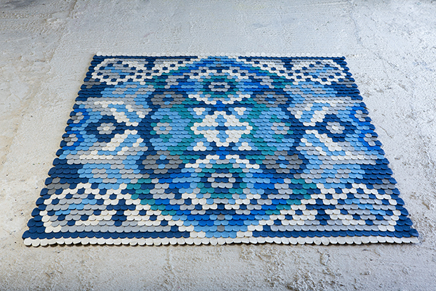 Scales Rug- Image credit to Michael Topyol