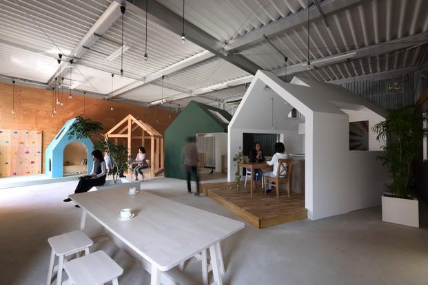 2 casitas oficina flexible