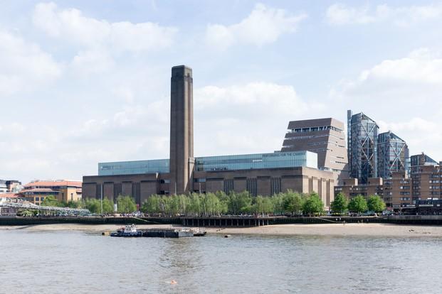 tate modern zigurat herzog de meuron arquitectura británica diariodesign