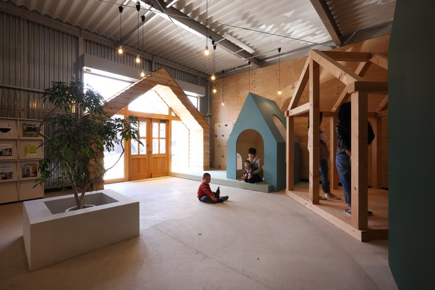 5 casitas oficina flexible