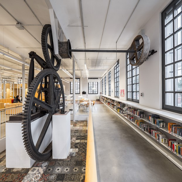 Biblioteca Can Manyer vilassar de dalt