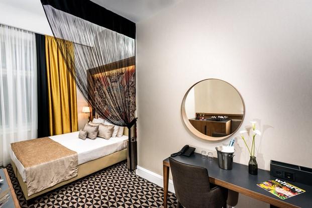 habitacion gran  hotel moments en budapest