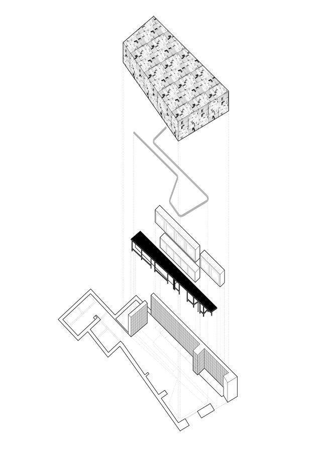 plano de ohlab sala de despiece project