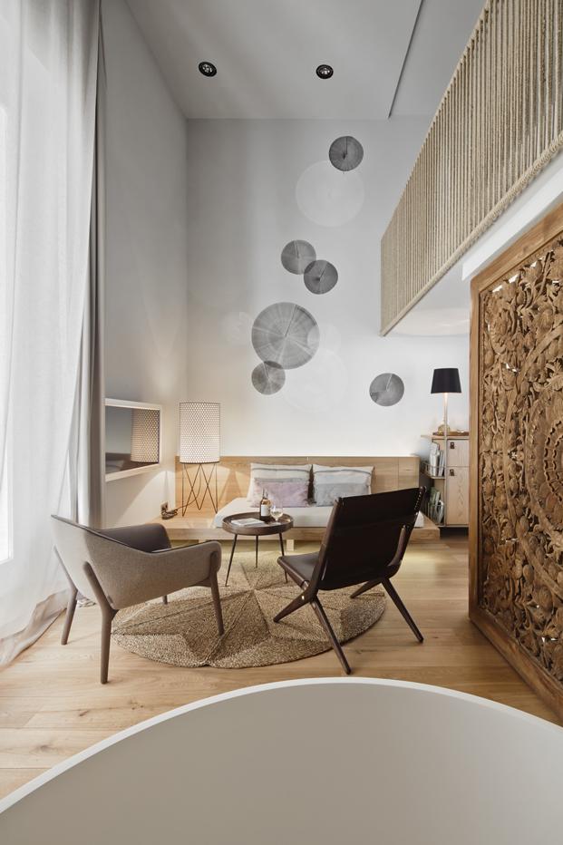 suite en hotel puro en mallorca diariodesign