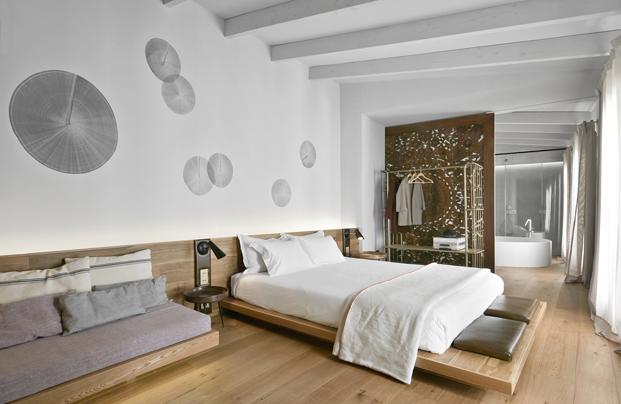 habitacion hotel puro en mallorca diariodesign