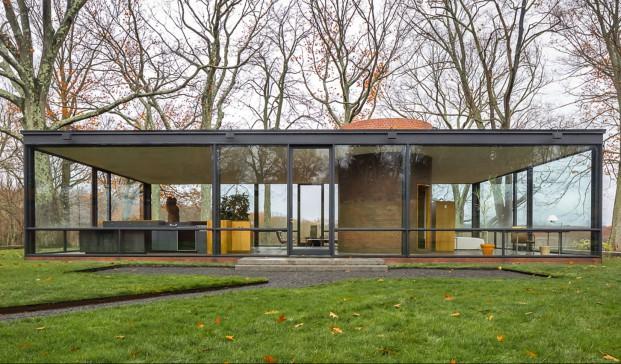 Glass House, de Philip Johnson