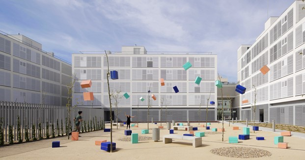 arquitectura española en Cooper Union for the Advancement of Science
