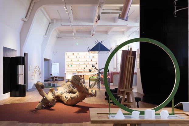 Science Museum Science Museum Wonderlab The Statoil Gallery muf architecture diariodesign