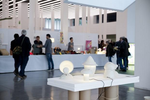 design market en el hub disseny