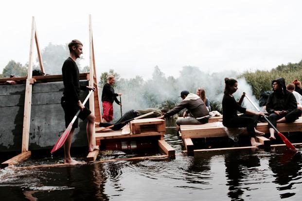 refugio flotante veetee diariodesign