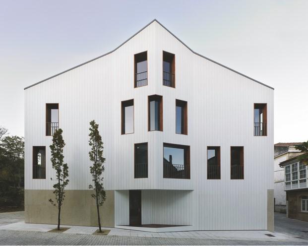 Casa Chao arquitectura española