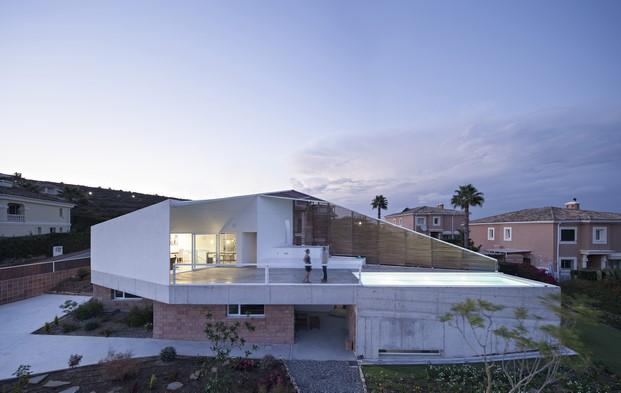 la casa de los vientos arquitectura española