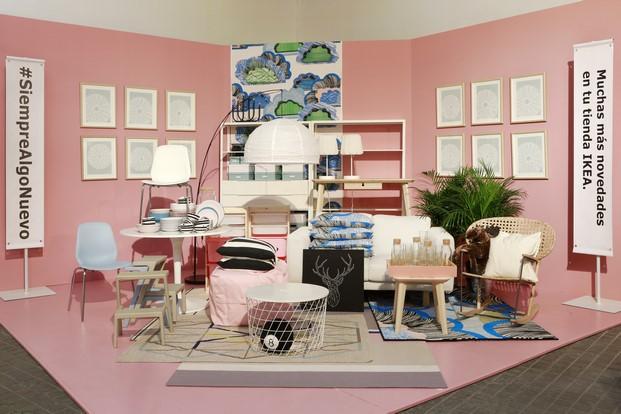 Tiendita IKEA en El Rastro de madrid diariodesign