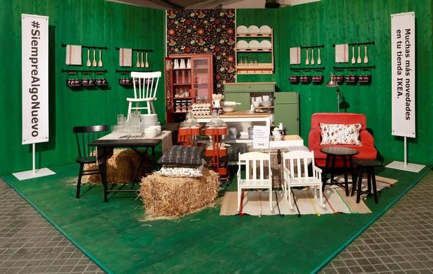 Tienda IKEA en El Rastro de madrid diariodesign