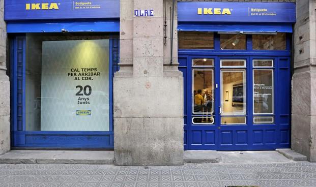 Las tienditas temporales de ikea barcelona y madrid - La botigueta barcelona ...