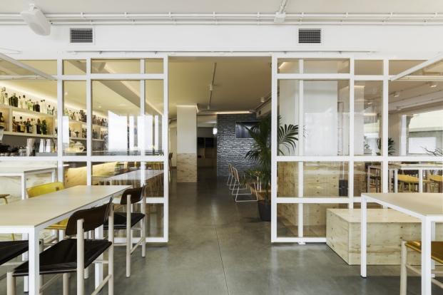 restaurante Dorsia un mirador sobre el Atlántico en Sanxenxo diariodesign