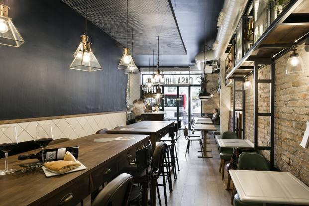 casa dorita restaurante barri sant antoni diariodesign