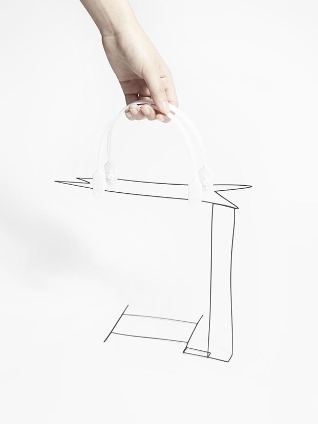 un printed material exposicion nendo en Creation Gallery 3d diariodesign