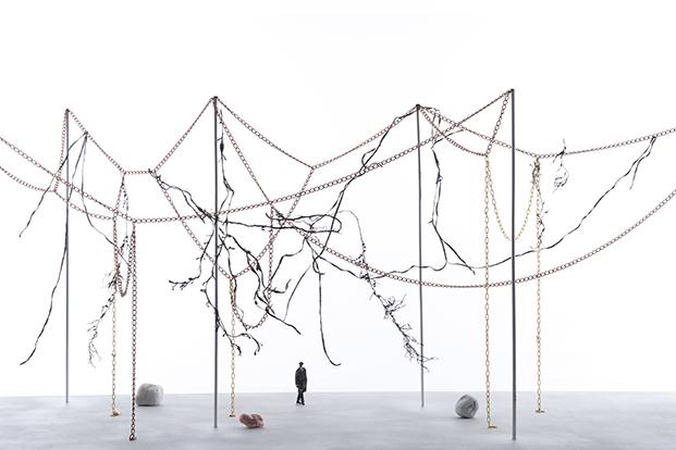 hermanos bouroullec en Design Museum vitra
