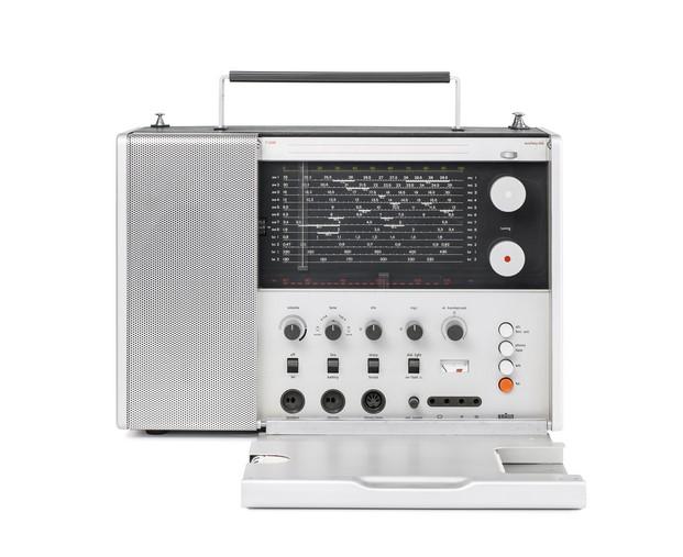 Radio Braun T1000 dieter rams en vitra design