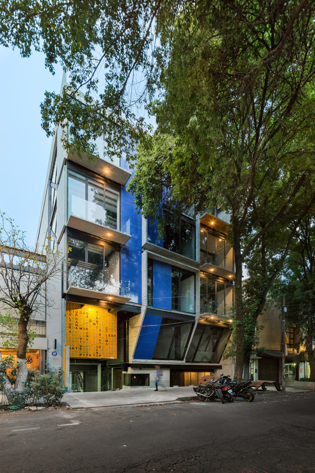 coliroma apartamento comunal mexico diariodesign