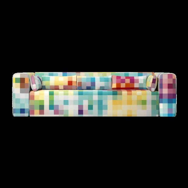 sofá tapizado pixel zuzunaga diariodesign