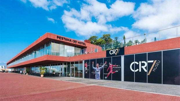 hotel pestana cr7 cristiano ronaldo en madeira diariodesign