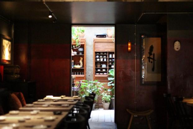 restaurante japones Robata en Barcelona