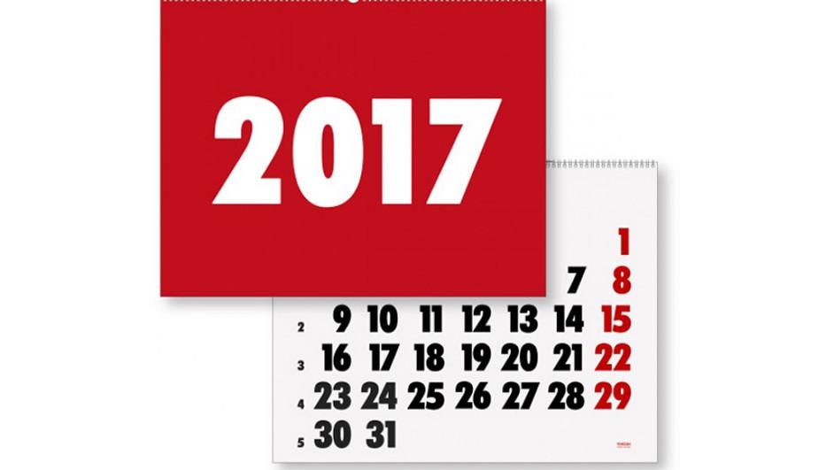 calendario vincon 2017