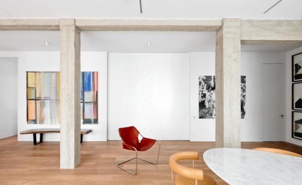 casa h71 lucas hernandez gil para unos coleccionistas de arte diariodesign