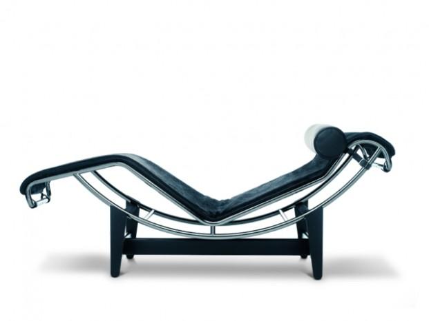 chaise longue le corbusier arquitectura y diseño