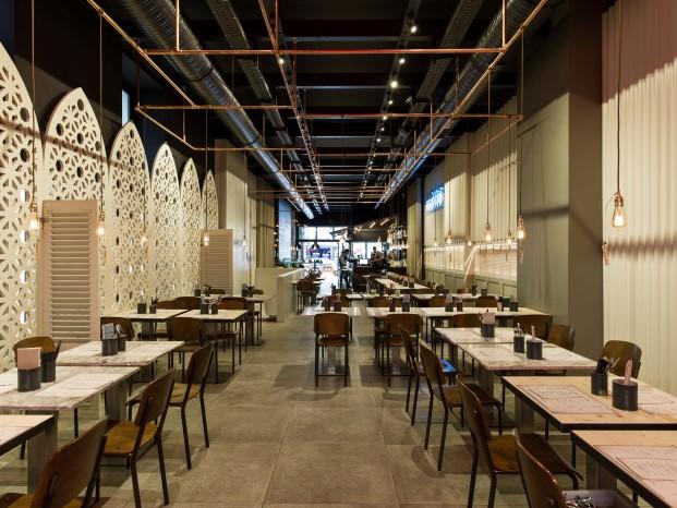 eatDOORI restaurante indio en Frankfurt