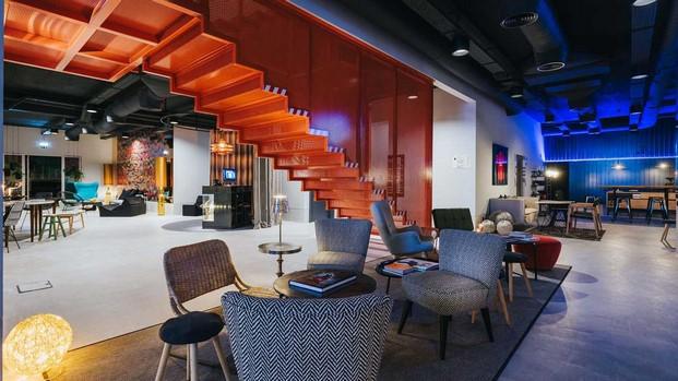 hotel cr7 cristiano ronaldo en madeira hall diariodesign