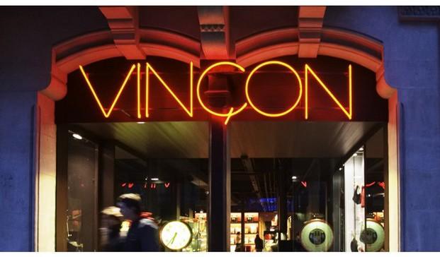 tienda vincon en paseo de gracia barcelona