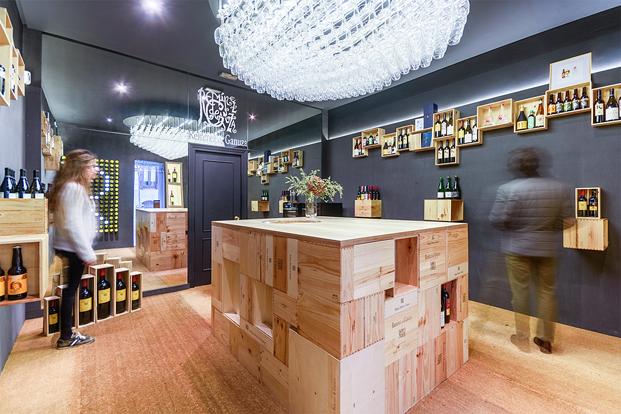 1 -Wine Store Remirez de Ganuza-Mecanismo-Javier Bravo