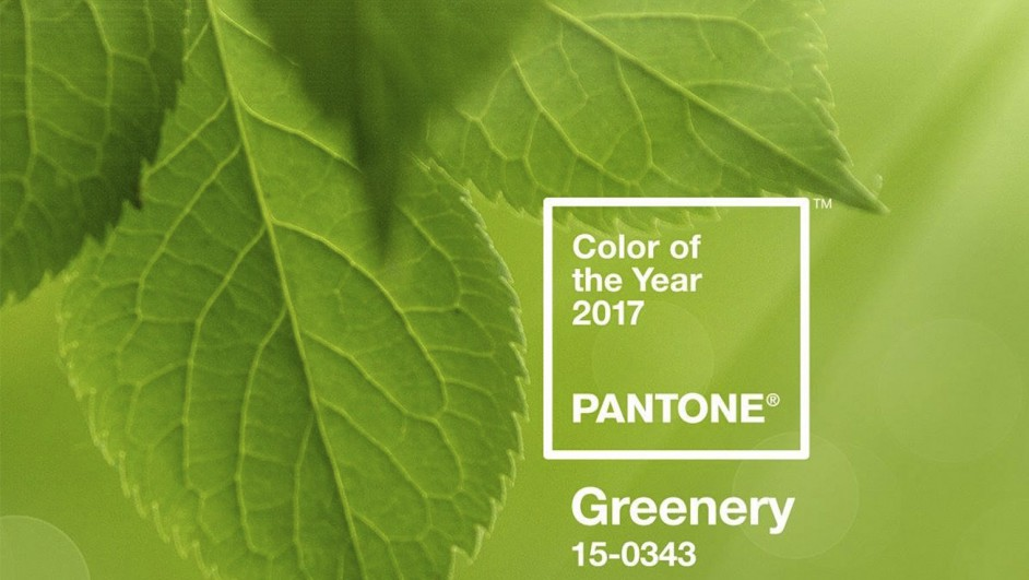 pantone greenery color del ano 2017 diariodesign