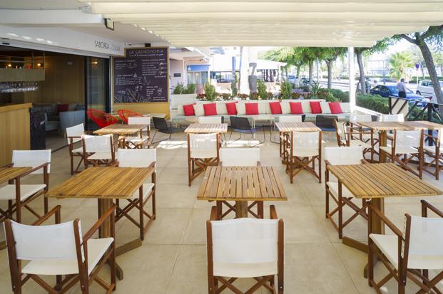terraza interiorismo piedra papel tijera bar saborea diariodesign