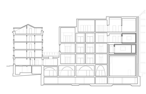 Jazz Campus en basilea  Buol & Zünd arquitectos diariodesign