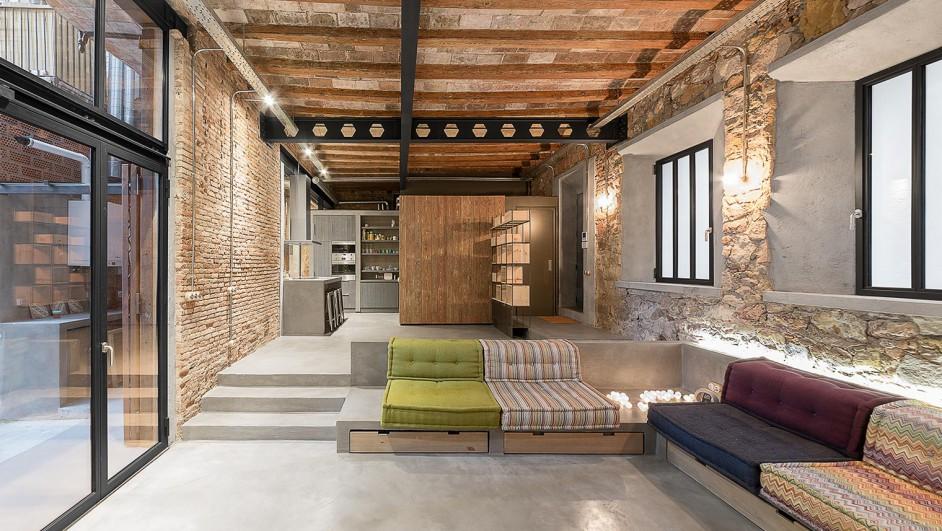 loft mdp nueva vida en los barrios industriales. Black Bedroom Furniture Sets. Home Design Ideas